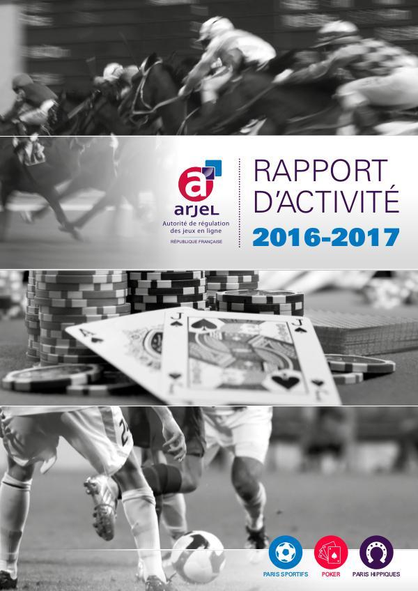 ARJEL annual report rapport-activite-2016