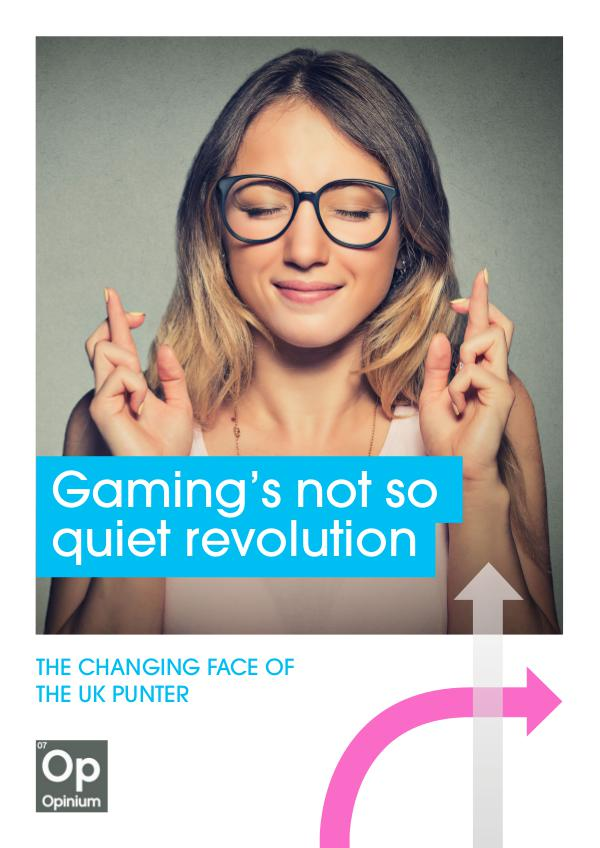 Gaming's Not So Quiet Revolution Gaming-thought-leadership