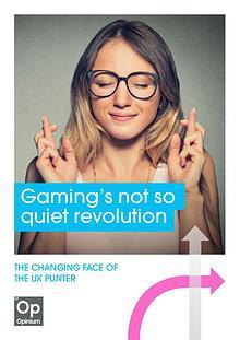 Gaming's Not So Quiet Revolution