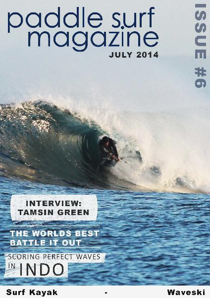 Paddle Surf Magazine Issue 6