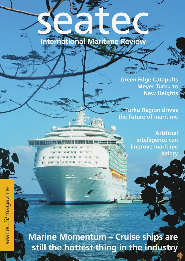 seatec - Finnish marine technology review 2/2019