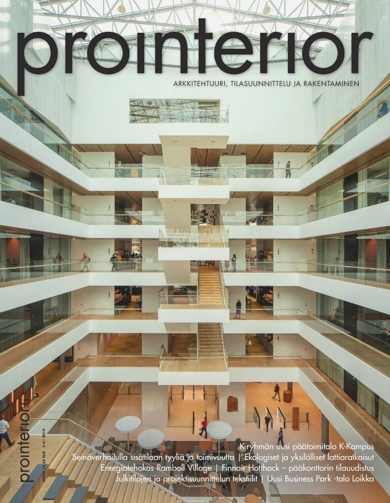 prointerior 3+4/2019