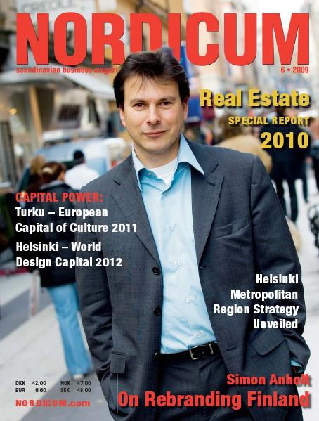 Nordicum - Real Estate Annual Finland 2010