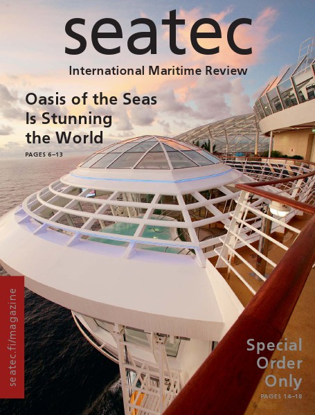 seatec - Finnish marine technology review 1/2010