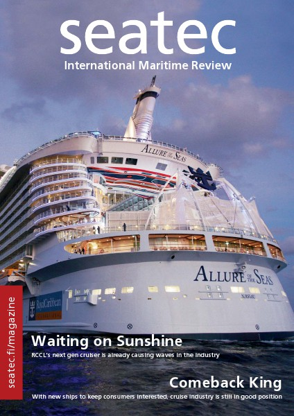 seatec - Finnish marine technology review 1/2012