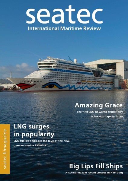 seatec - Finnish marine technology review 2/2012