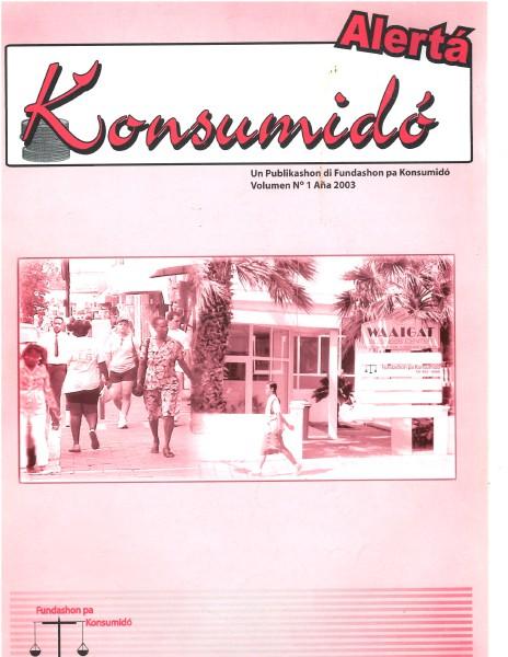 2003, Volumen 1