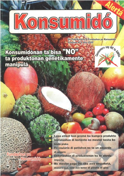 Konsumidó Alertá 2005, Volumen 6
