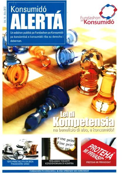2012, Volumen 14