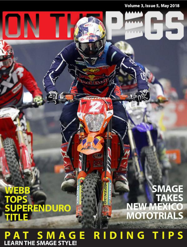 On The Pegs May 2018 - Volume 3 - Issue 5