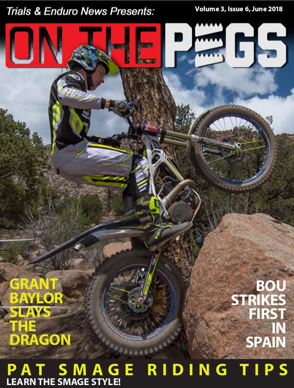 On The Pegs June 2018 - Volume 3 - Issue 6