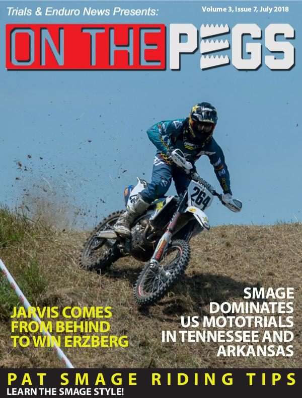 On The Pegs July 2018 - Volume 3 - Issue 7