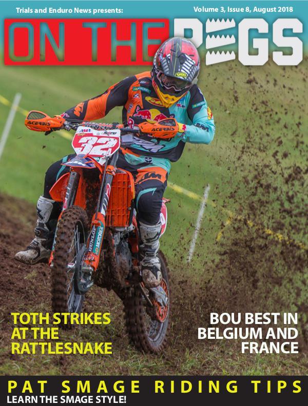 August 2018 - Volume 3 - Issue 8