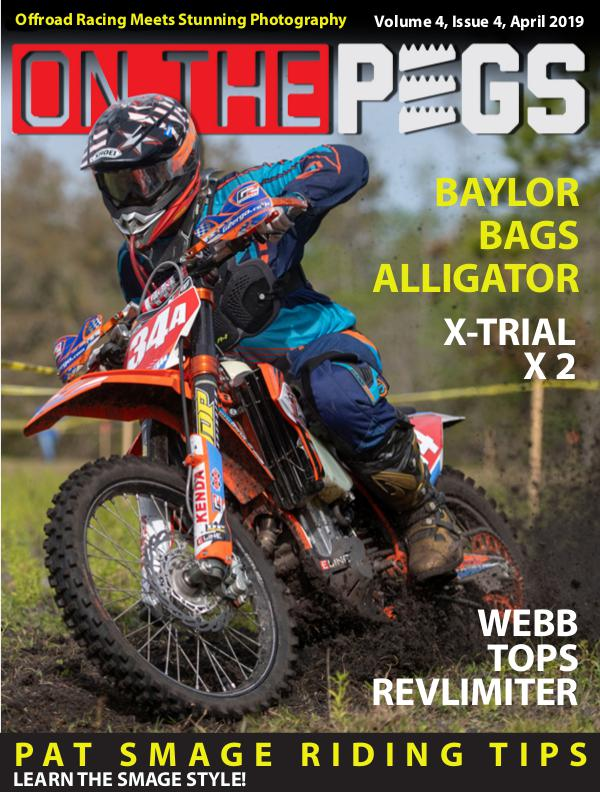 On The Pegs April 2019 - Volume 4 - Issue 4