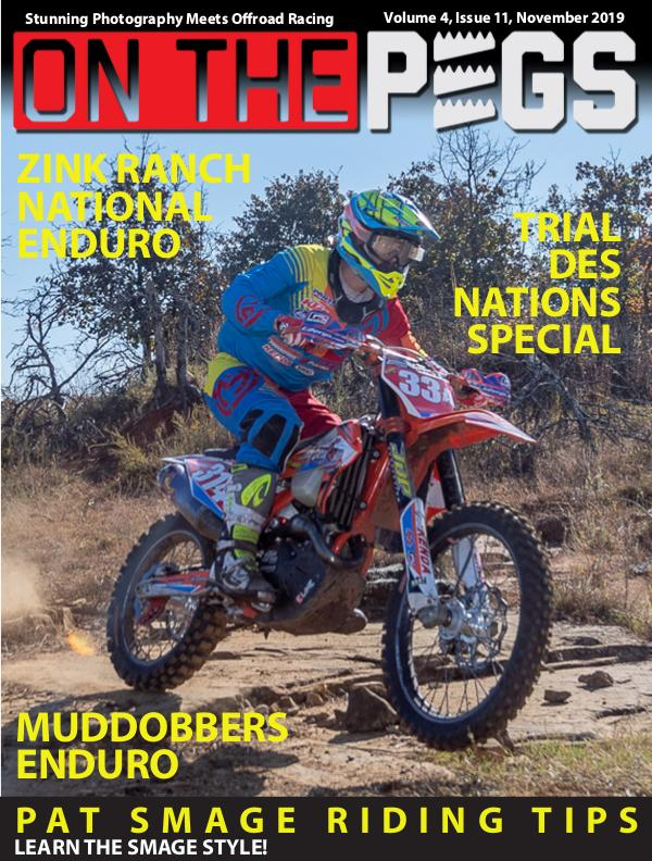 On The Pegs November 2019 - Volume 4 - Issue 11