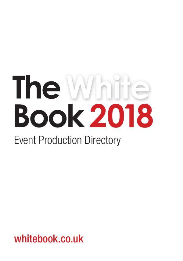 The White Book White Book 2018