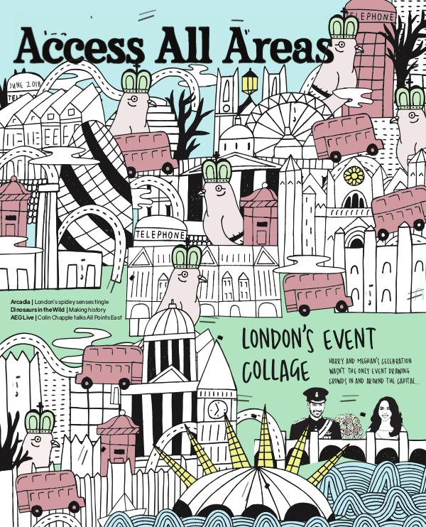 Access All Areas June 2018