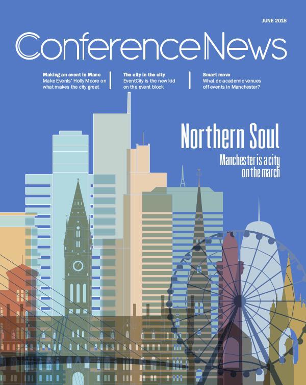 CN Manchester Supplement, June 2018