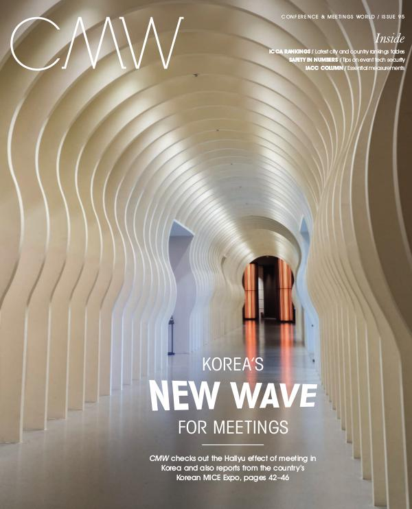 Conference & Meetings World Issue 95