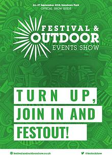 Festival & Outdoor Events Show