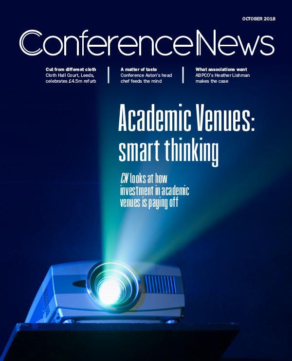 Academic Venue Supplement, October 2018