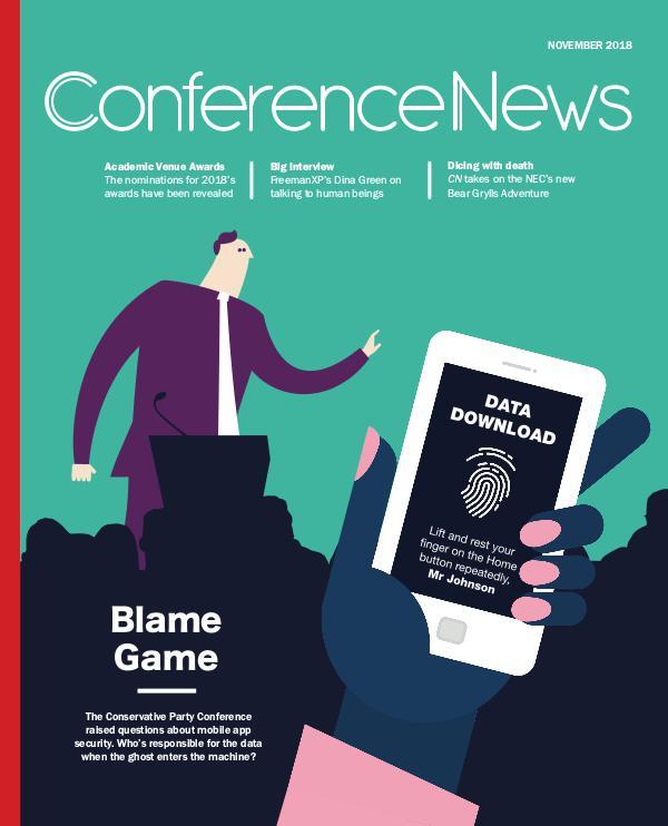 Conference News November 2018