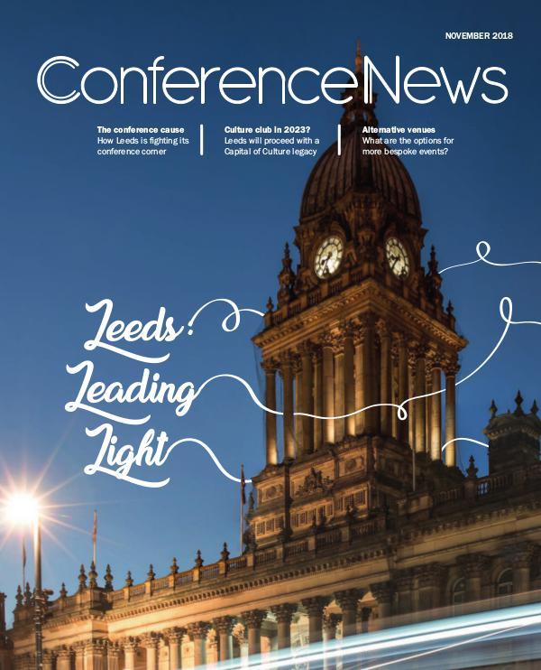 Conference News Supplements Leeds Supplement