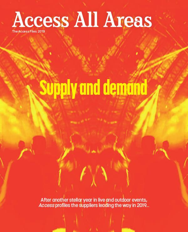 Access All Areas Supplements Access Files 2019