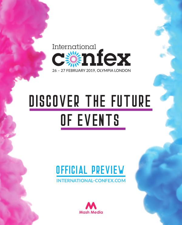 Confex Confex 2019 Official Preview