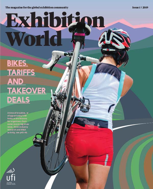 Exhibition World Issue 1 – 2019