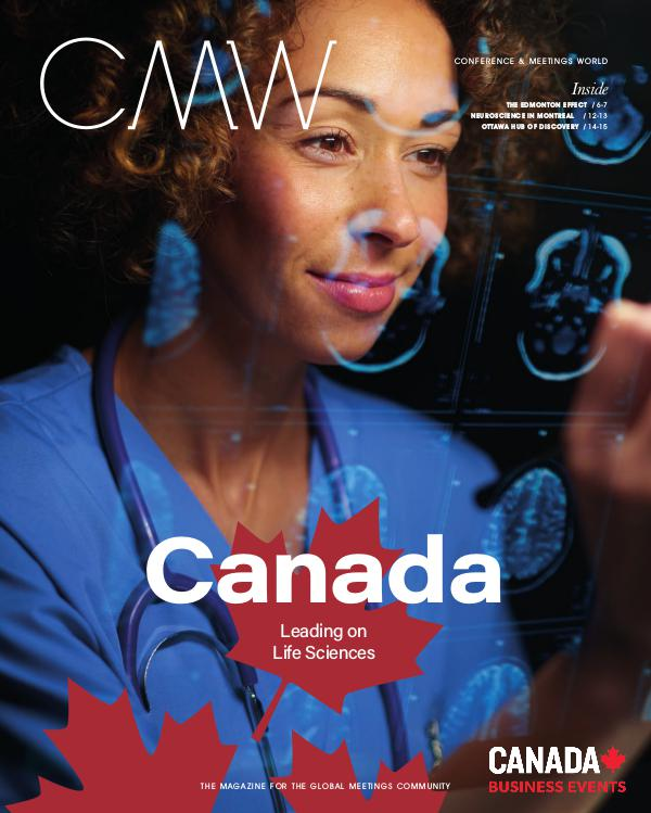 Conference & Meetings World Supplements Canada Supplement