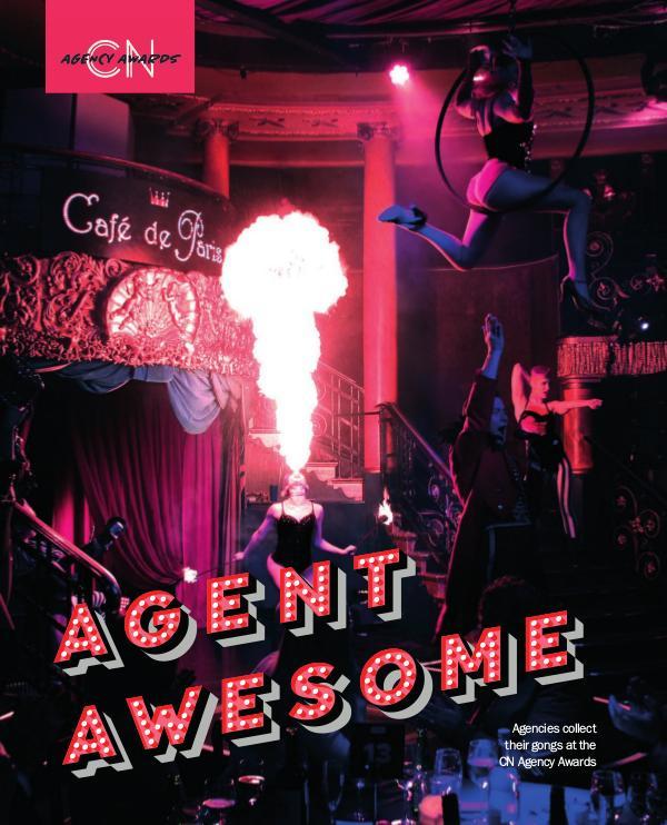 CN Agency Awards