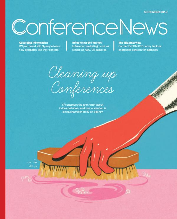 Conference News September 2019