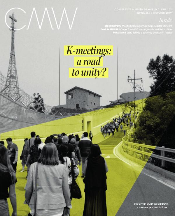 Conference & Meetings World Issue 102