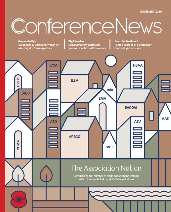 Conference News November 2019