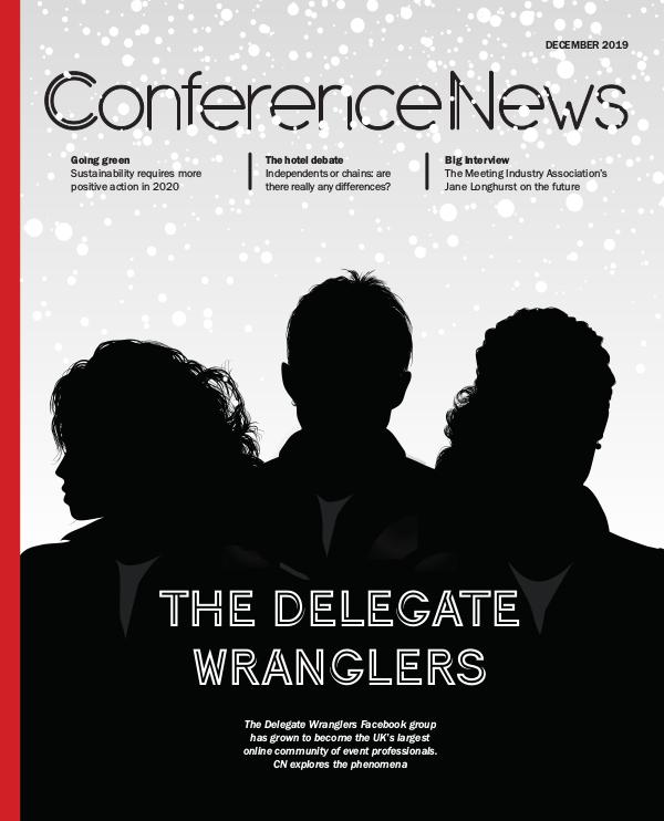 Conference News December 2019