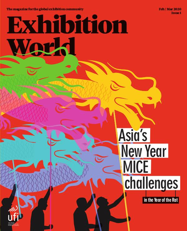Exhibition World Issue 1 — 2020