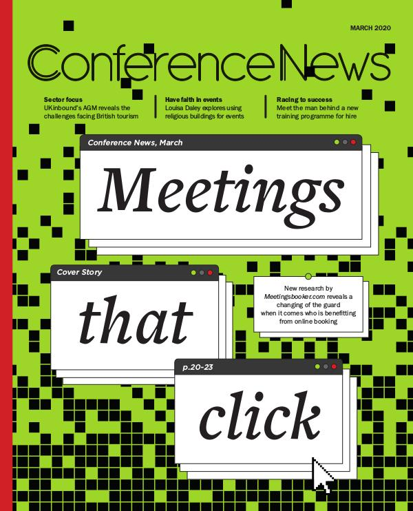 Conference News March 2020