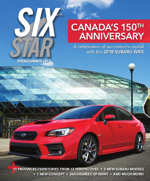 Six Star Magazine Spring 2017