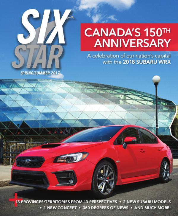 Six Star Magazine Six Star Magazine Spring 2017