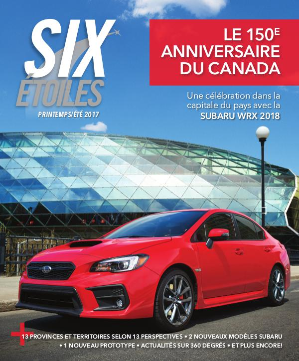 Revue Six Étoiles Revue Six Étoiles printemps 2017