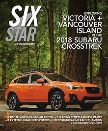 Six Star Magazine - Spring 2017