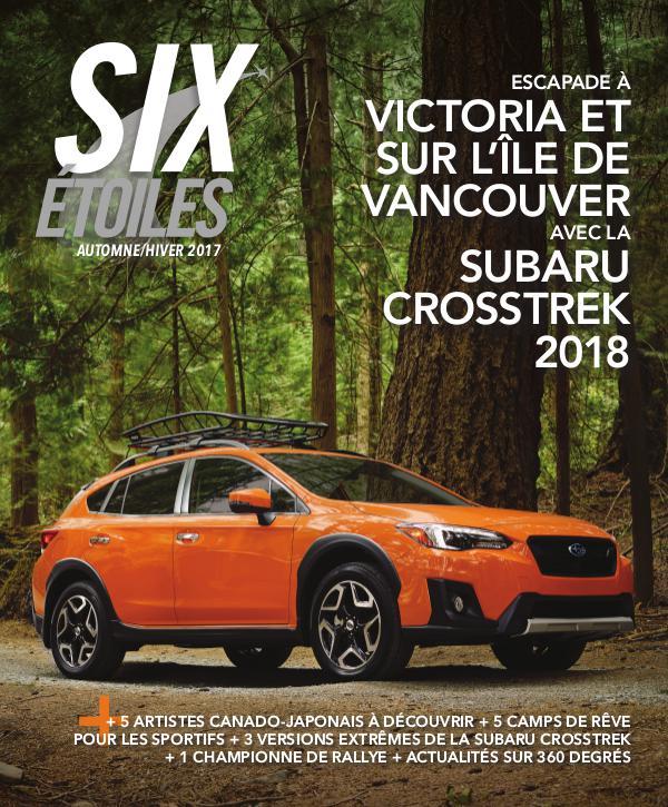 Revue Six Étoiles Revue Six Étoiles automne 2017