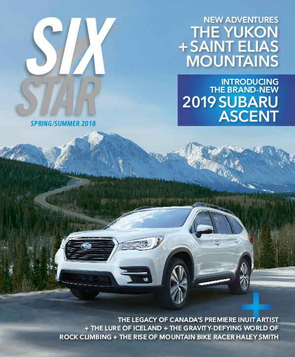 Six Star Magazine Six Star Magazine Spring 2018