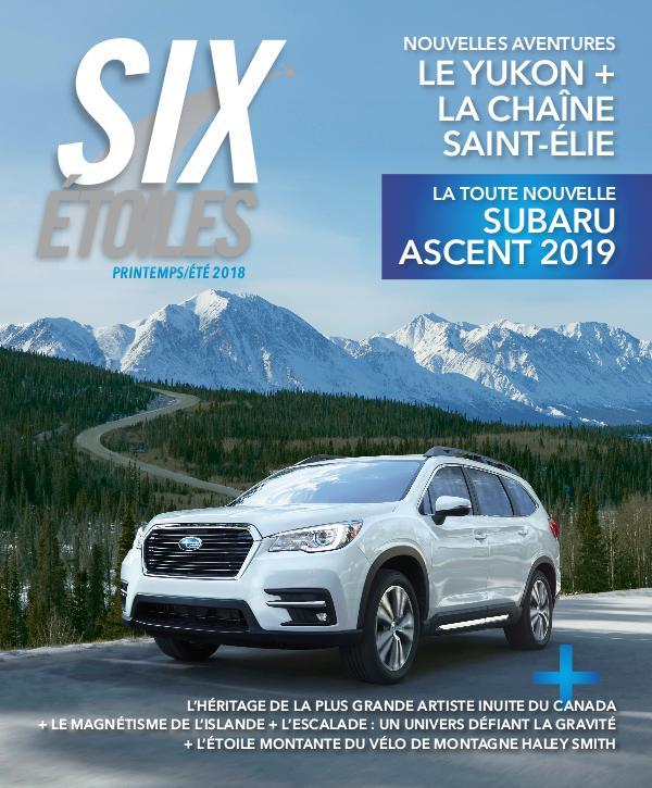 Revue Six Étoiles Revue Six Étoiles printemps 2018
