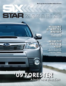Six Star Magazine Winter 2008/2009