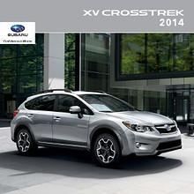 Subaru Crosstrek Brochures