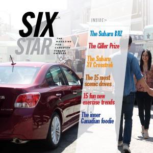 Six Star Magazine 2012