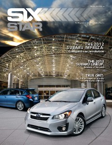 Six Star Magazine Six Star Magazine Winter 2011/2012