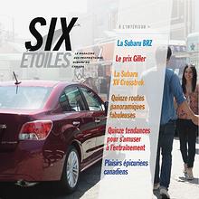 Revue Six Étoiles - Printemps 2017